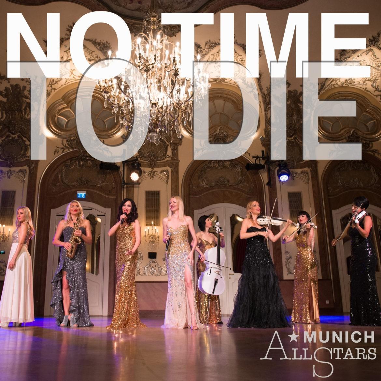James Bond No Time To Die / Keine Zeit zu sterben