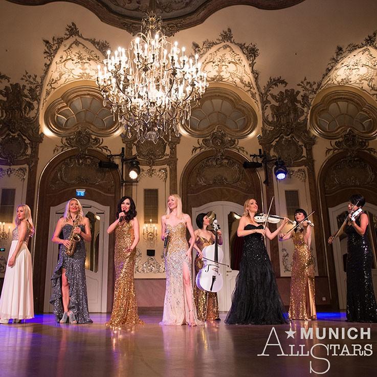 Munich All Stars im Deutschen Theater